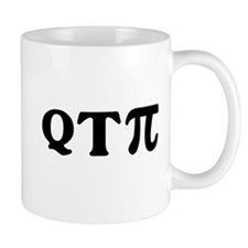 Math Q-T-Pi Mugs