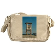 Lifeguard Stand Messenger Bag