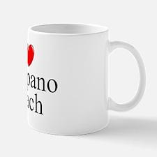 """""""I Love Pompano Beach"""" Mug"""