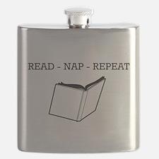 Read, nap, repeat Flask