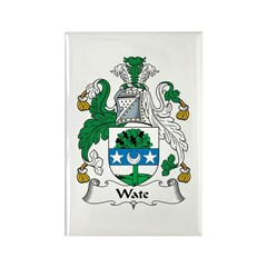 Wate Rectangle Magnet (100 pack)