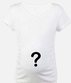 black question mark Shirt