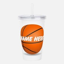 Personalized Acrylic Double-Wall Tumbler