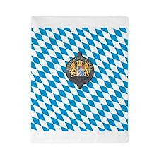 Oktoberfest, Bavaria Twin Duvet