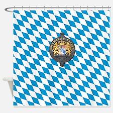 Oktoberfest, Bavaria Shower Curtain