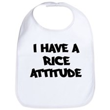 RICE attitude Bib