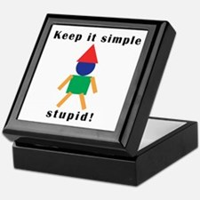 Unique Simplify Keepsake Box