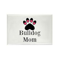 Bulldog Mom Magnets