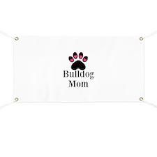 Bulldog Mom Banner