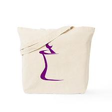 Purple Mortar and Pestle Tote Bag