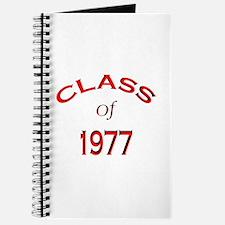 """""""Class of 1977"""" Journal"""