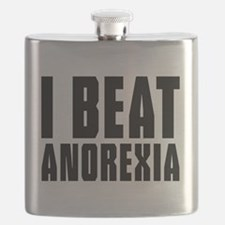 I beat anorexia Flask