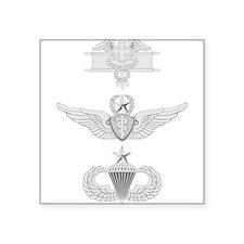 EFMB Flight Surgeon Master Airborne Senior Square