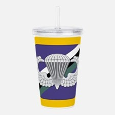 160th SOAR Airborne Acrylic Double-wall Tumbler