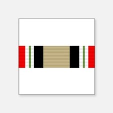 "Iraq campaign Square Sticker 3"" x 3"""