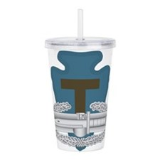 36th Infantry CAB Acrylic Double-wall Tumbler