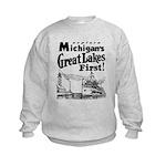 MICHIGAN Kids Sweatshirt