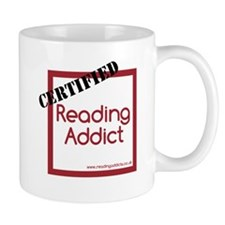 Certified Reading Addict Mugs