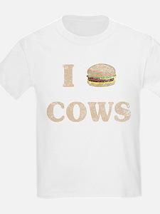I hamburger cows T-Shirt