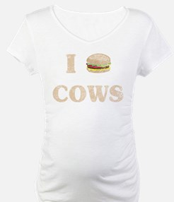 I hamburger cows Shirt