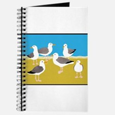 Cute Seagull Journal
