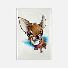 Lil' Chihuahua Rectangle Magnet