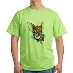 Lil' Chihuahua Green T-Shirt