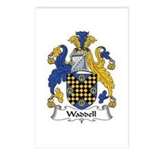 Waddell Postcards (Package of 8)