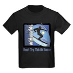 Skier Challenge Kids Dark T-Shirt