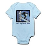 Skier Challenge Infant Bodysuit