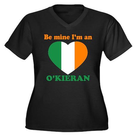 O'Kieran, Valentine's Day Women's Plus Size V-Neck