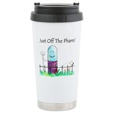 Cute Graduating Travel Mug