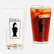 EMOte Drinking Glass