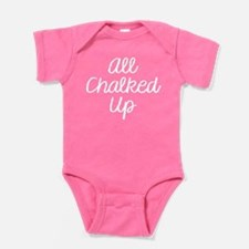 All Chalked Up (Girls) Baby Bodysuit