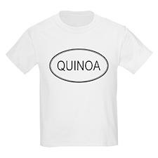 QUINOA (oval) T-Shirt