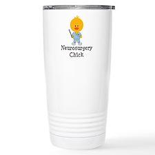 Unique Neurosurgery Travel Mug