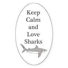 Keep Calm Decal