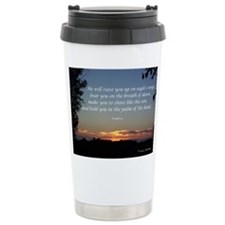 Unique Ceramic Travel Mug