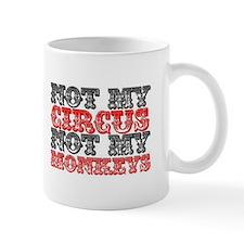 Circus Monkey Mugs