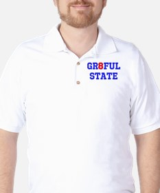 GR8FUL STATE (C) T-Shirt
