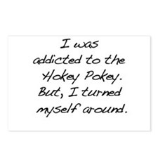 That Hokey Pokey Postcards (Package of 8)