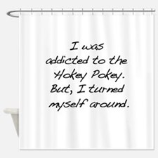 That Hokey Pokey Shower Curtain