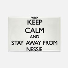 Keep calm and stay away from Nessie Magnets