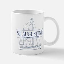 St. Augustine - Mug