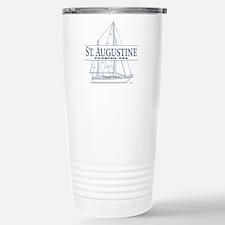 St. Augustine - Travel Mug