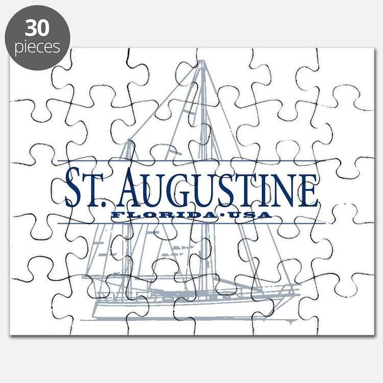 St. Augustine - Puzzle