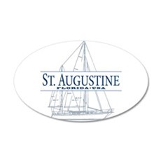 St. Augustine - Wall Decal
