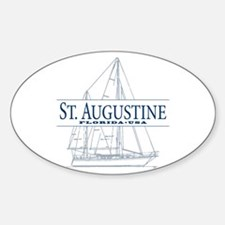 St. Augustine - Decal