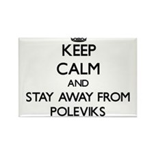 Keep calm and stay away from Poleviks Magnets