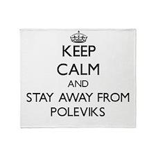 Unique Keep calm kelley Throw Blanket